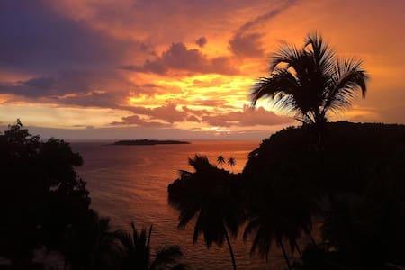 Paradisíaca estadía en Samaná