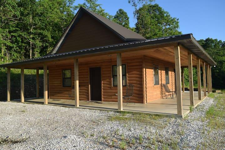 Ozark Mountain Trails Cabin