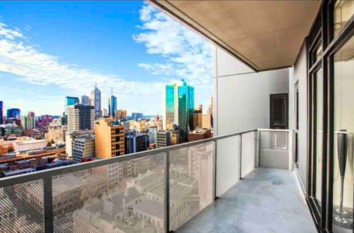 4luxury Place Near MelbCentral, FREE TRAM ZONE