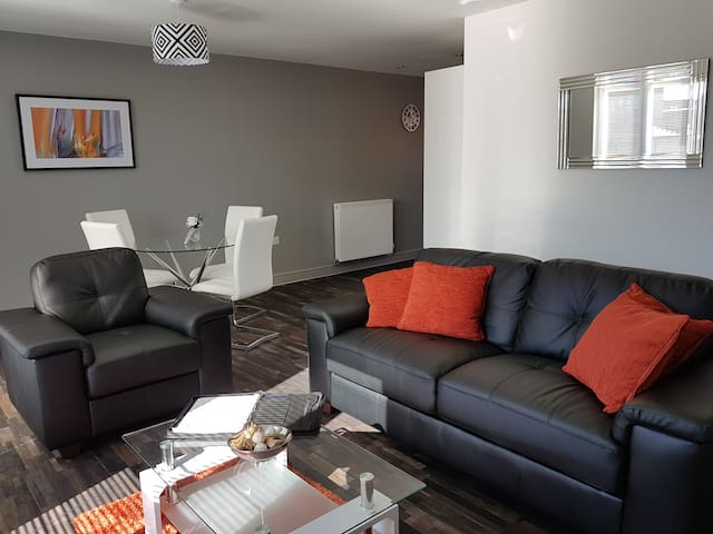 Derby City 3 Serviced Apartment