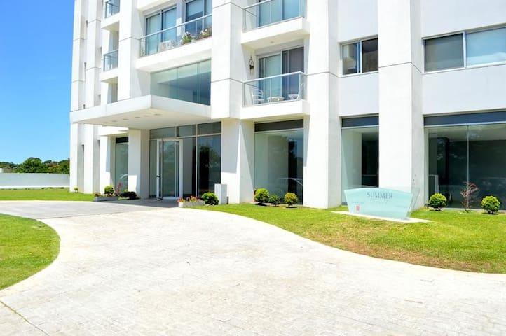 Amplio apartamento 2 dormitorios con amenities