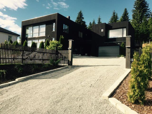 Leilighet i naturskjønt område - Lillehammer