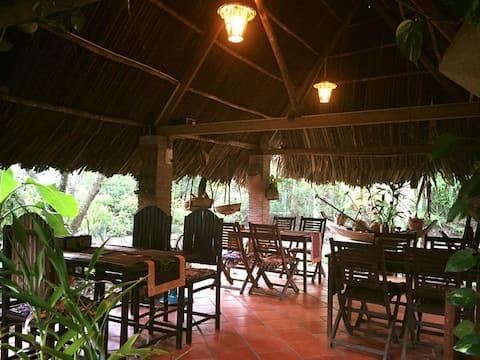 Jardin Du Mekong Homestay - DB 04 (Full package)