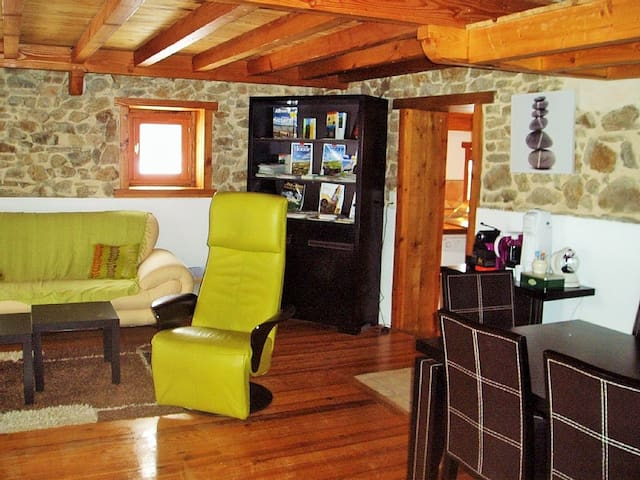 La Grange Laurière : Courts séjours de charme - Sauxillanges - House