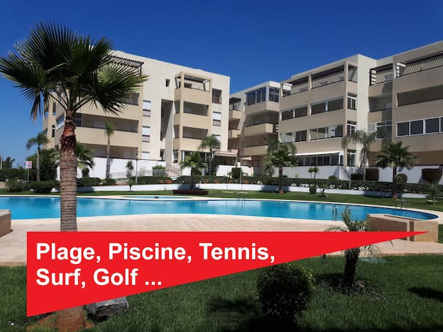 Bel Appartement pour de superbes vacances d'été