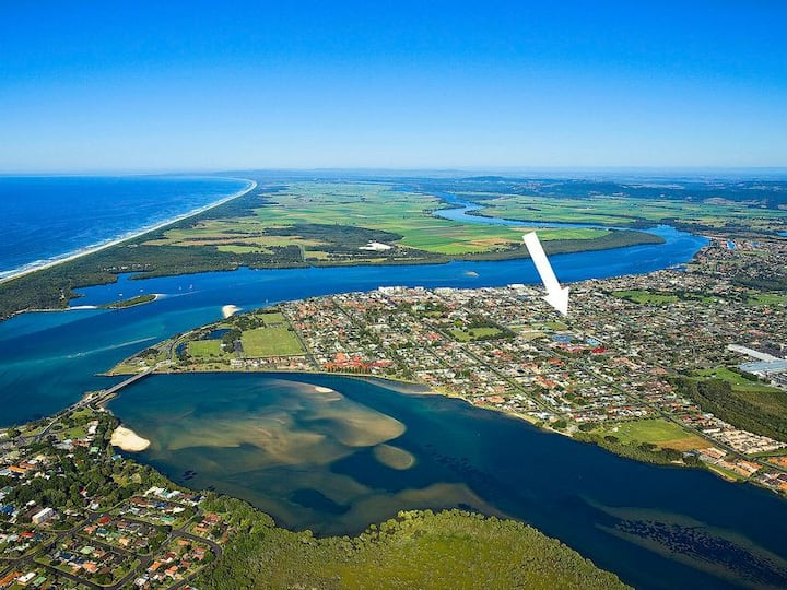 Ballina Island Breeze -Pet Friendly