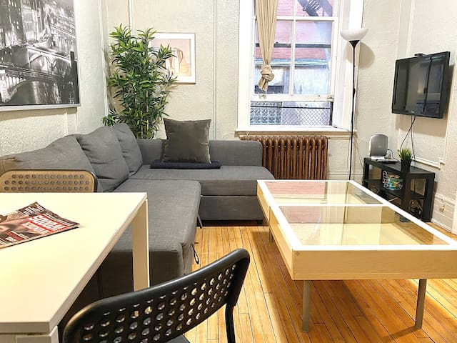 1 bedroom, Downtown, simple and clean!