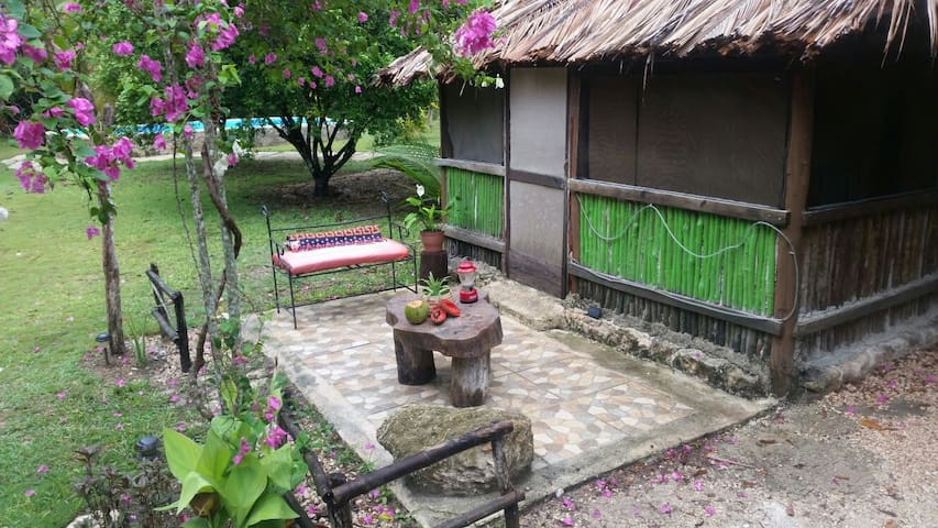 Mayan nature paradise, relaxing and peaceful place
