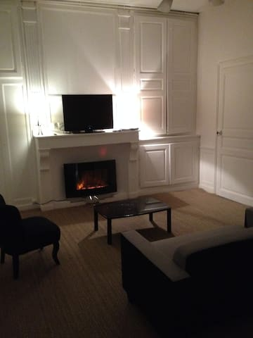 Grand appartement centre 3 personnes