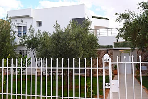 Location Villa avec piscine privée 25 min Oujda