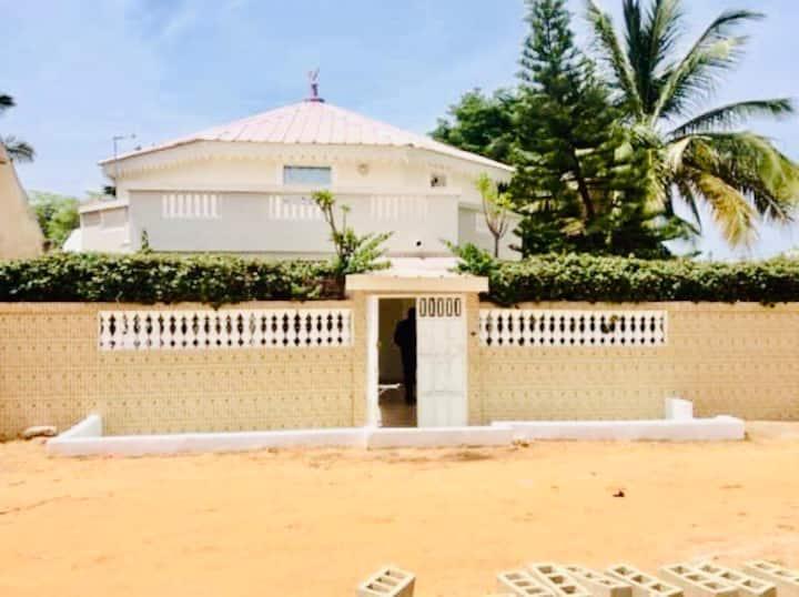 Beautiful Vacation Villa in Saly Paradise, Senegal