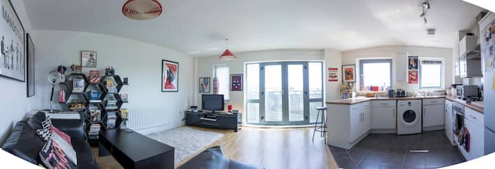 Entire Flat in Tufnell Park. Zone 2