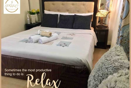 Disinfected Cozy Condo Hotel-like Staycation 4pax