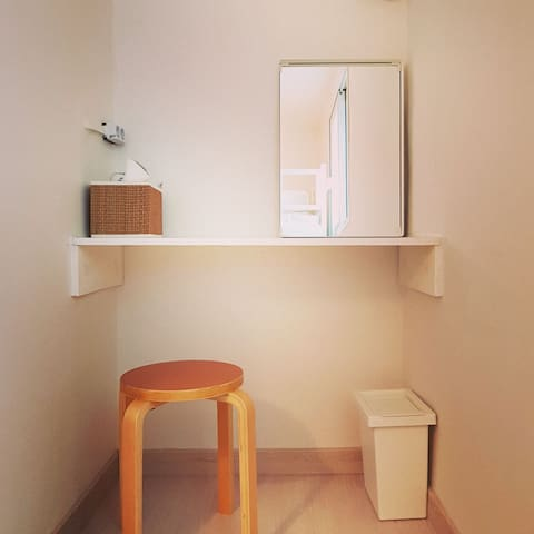*Sam House 154 1 Room*