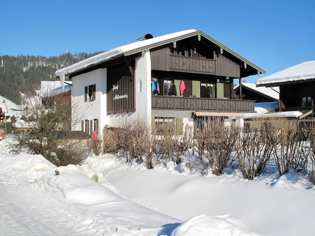 Apartment Haus Mittermeier for 2 persons in Reit im Winkl