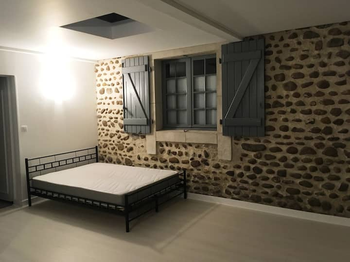 Studio indépendant 5 min centre de Pau