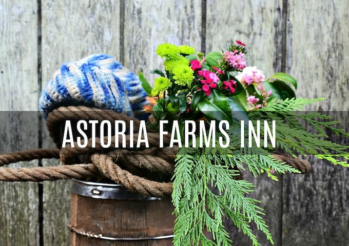 Astoria Farms Inn - Lorinne Room