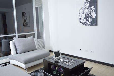 Chapinero Bogota best location and New apartament - Bogotá - Condominium