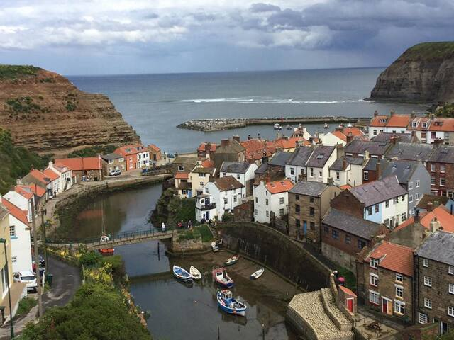 The Cottage, Staithes