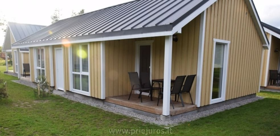 Holiday House Atostogu medis - Palanga - Casa