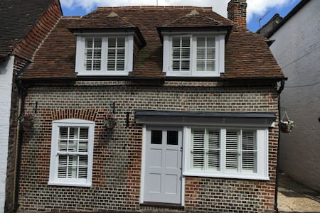 Charming Cottage in Medieval Town - Bishops Waltham - 小木屋