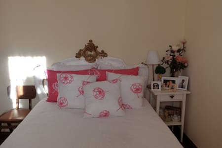 Private room + kitchen + living room - Lisboa