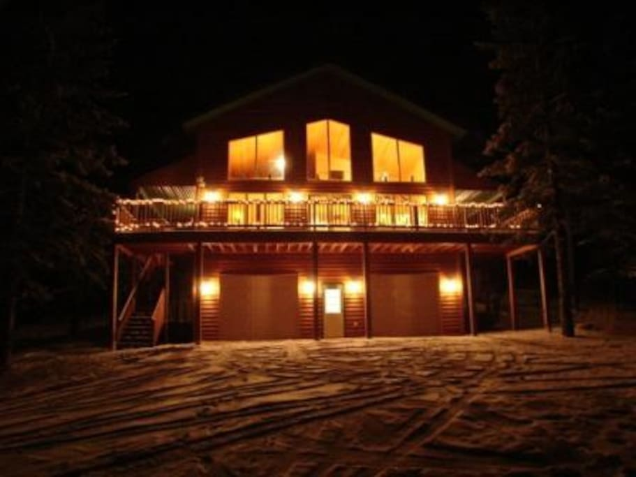 Imagine an evening in the Black Hills!