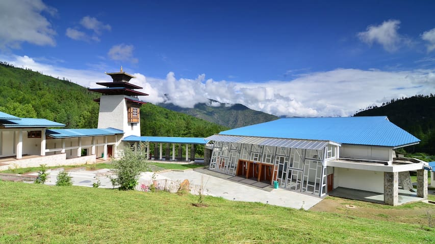 Thimphu Guesthouse Queen Suite #1