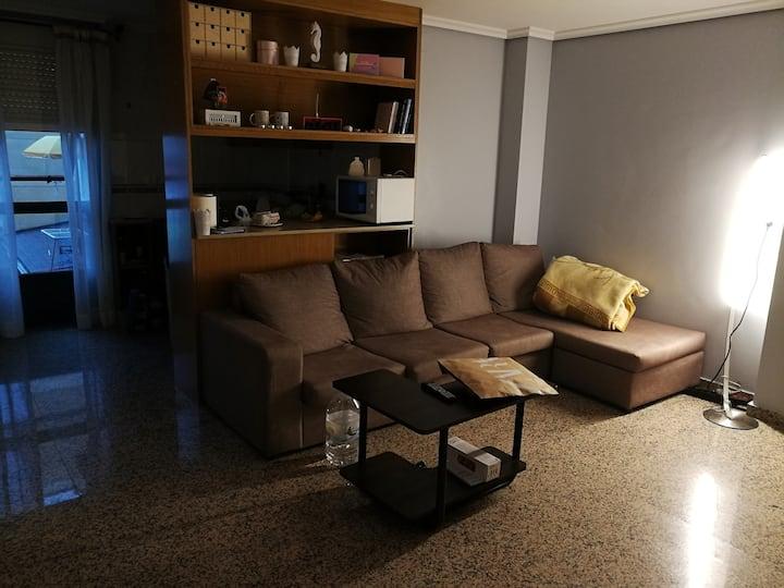 Apartamento x 2. Nuevo y Céntrico + Garaje (207)