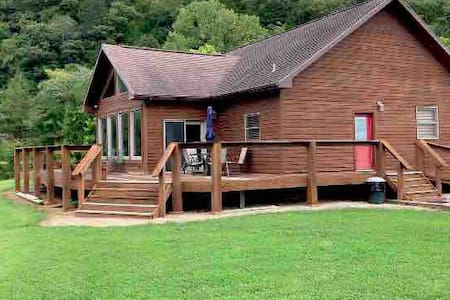 On the White River, Luxury & Comfort in Cotter AR