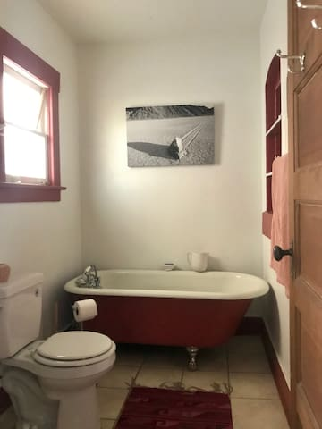 Private room/bath in downtown historic home