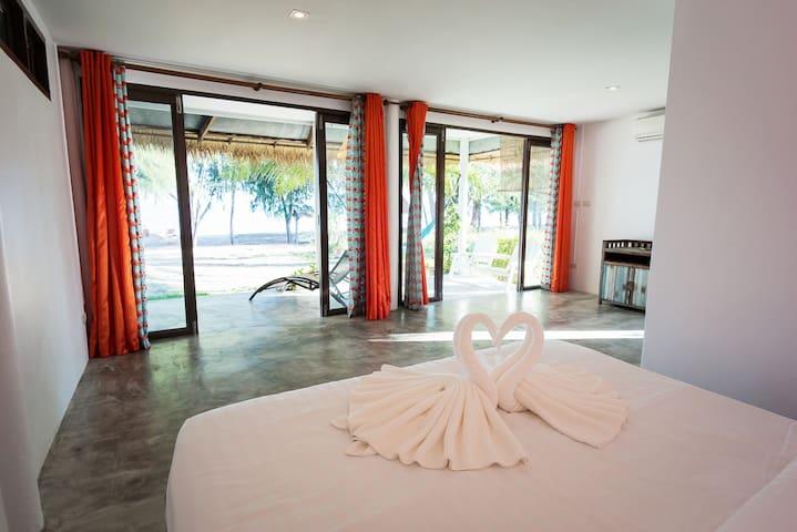 Mumsa Beach Resort - Thap Sakae - Bed & Breakfast
