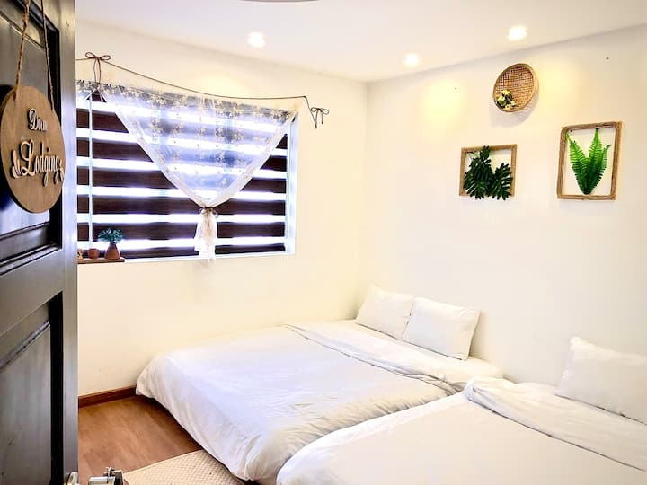 Lodging Room In The Cocoin Homestay Quy Nhon