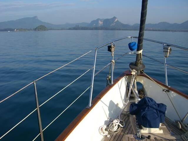 My Way Luxury Sailing Yacht Phuket (Nov-April/May) - Phuket - Barca
