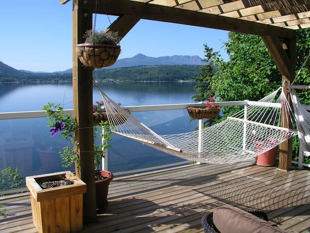 Stunning Lake View Home for Summer Rental