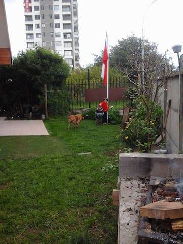 hermosa casa en un lindo barrio - Concepción