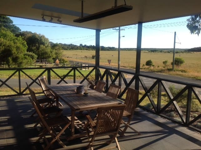 Valley View Escape - Aireys Inlet - Haus