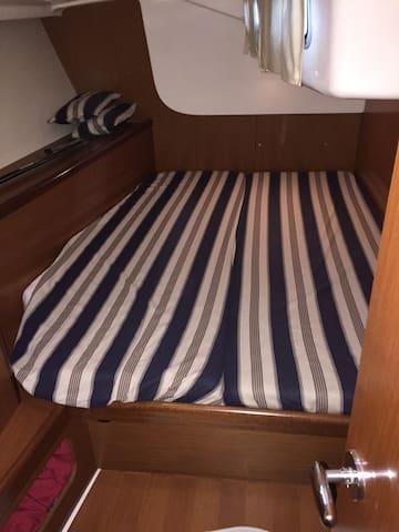 Accomodation in a sailing yacht in Casamicciola - Casamicciola Terme - Barca