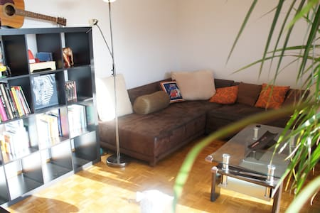 Cosy apartment near Lausanne with balcony - Bussigny - Lejlighed