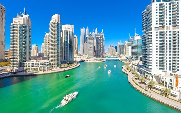 Stunning Full Marina View-Modern 2BDR