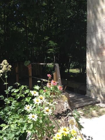 Moulin au calme, en Périgord