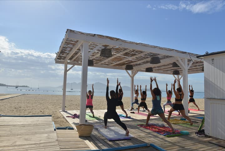 Refreshing Yoga Holiday by the sea in Mallorca