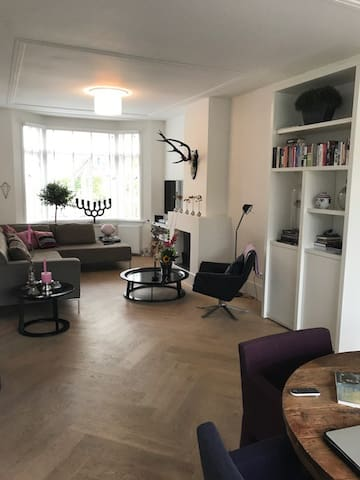 Newly renovated house in the centre of Wassenaar