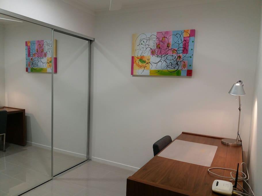 office/study room