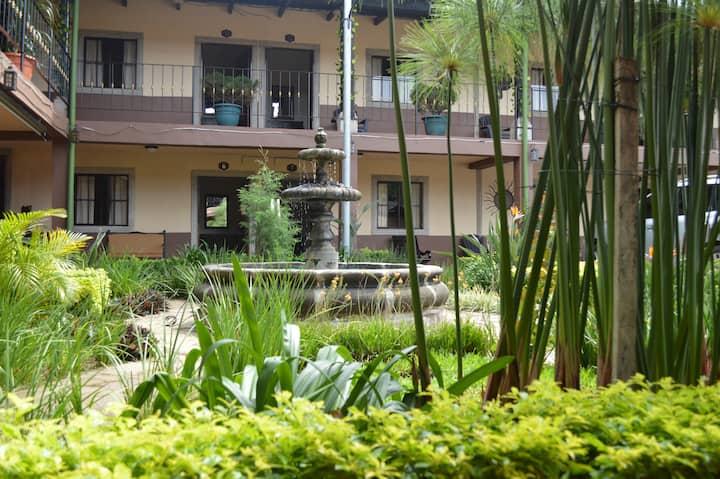 Hotel Santa Elena Segen, Concepción de Ataco.