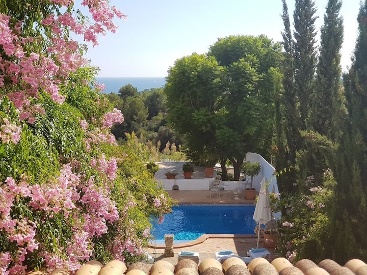 Casa Claudine -Special winter deal 1500€/month!!!