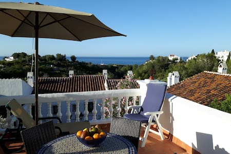 Charming apartment sea view. - Nerja - Pis