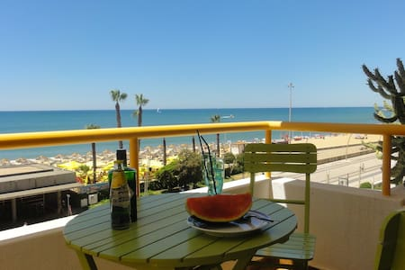 Ocean view Apartment/Apartamento vista mar - Quarteira - Daire