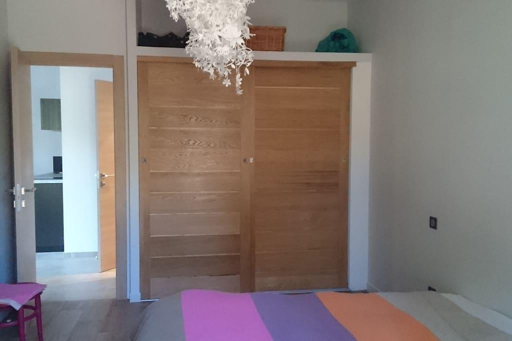 Chambre 14m2