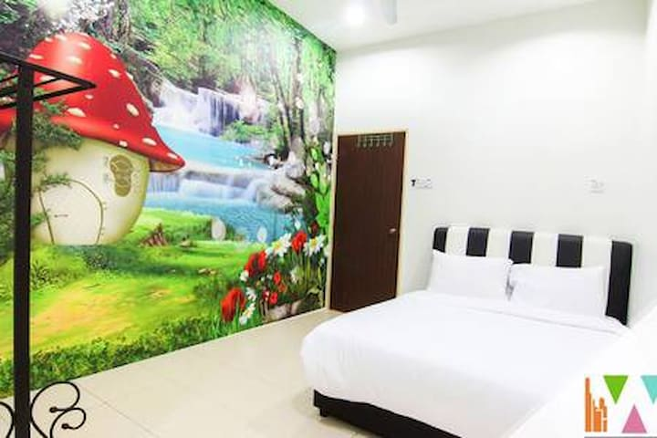 15pax★Double Story★Fairy Forest★Sitiawan★